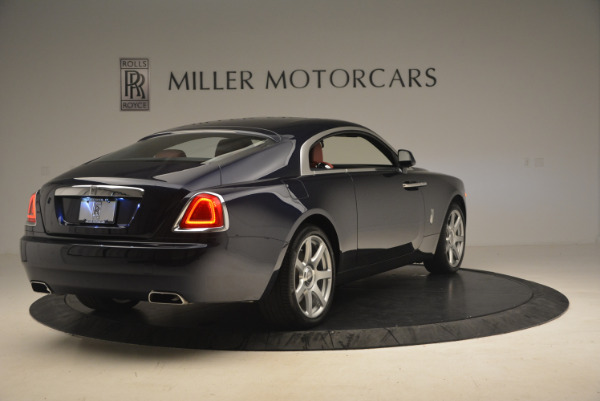 Used 2016 Rolls-Royce Wraith for sale Sold at Bugatti of Greenwich in Greenwich CT 06830 8