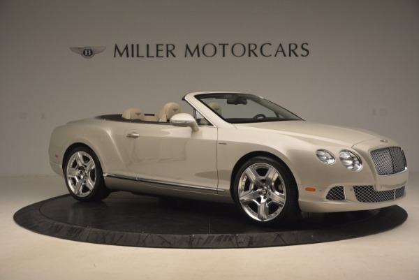 Used 2013 Bentley Continental GT for sale Sold at Bugatti of Greenwich in Greenwich CT 06830 10