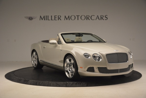 Used 2013 Bentley Continental GT for sale Sold at Bugatti of Greenwich in Greenwich CT 06830 11