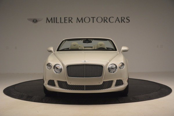Used 2013 Bentley Continental GT for sale Sold at Bugatti of Greenwich in Greenwich CT 06830 12