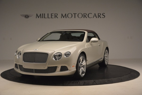Used 2013 Bentley Continental GT for sale Sold at Bugatti of Greenwich in Greenwich CT 06830 13