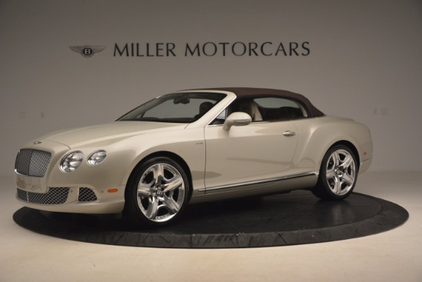 Used 2013 Bentley Continental GT for sale Sold at Bugatti of Greenwich in Greenwich CT 06830 14
