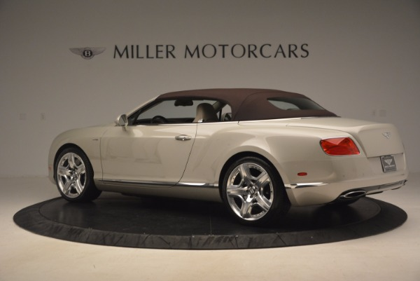 Used 2013 Bentley Continental GT for sale Sold at Bugatti of Greenwich in Greenwich CT 06830 16