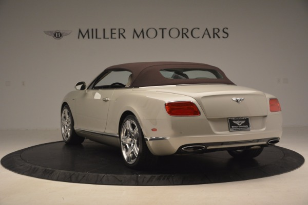 Used 2013 Bentley Continental GT for sale Sold at Bugatti of Greenwich in Greenwich CT 06830 17