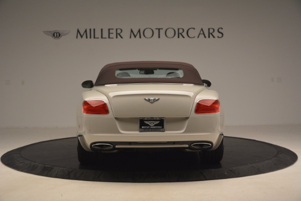 Used 2013 Bentley Continental GT for sale Sold at Bugatti of Greenwich in Greenwich CT 06830 18