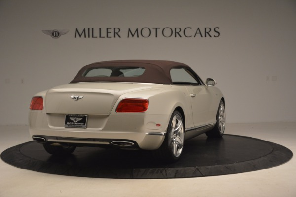 Used 2013 Bentley Continental GT for sale Sold at Bugatti of Greenwich in Greenwich CT 06830 19