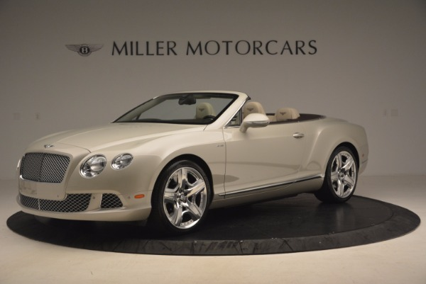 Used 2013 Bentley Continental GT for sale Sold at Bugatti of Greenwich in Greenwich CT 06830 2