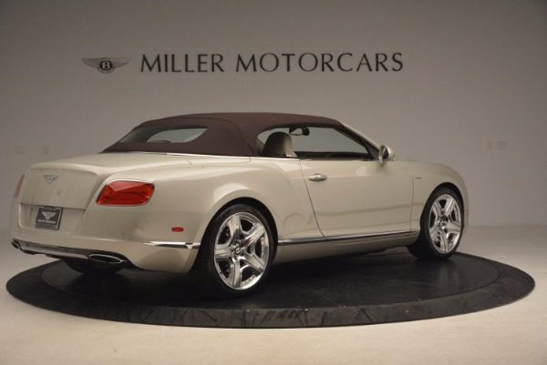 Used 2013 Bentley Continental GT for sale Sold at Bugatti of Greenwich in Greenwich CT 06830 20