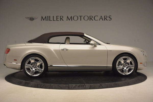 Used 2013 Bentley Continental GT for sale Sold at Bugatti of Greenwich in Greenwich CT 06830 21