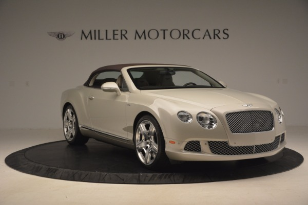 Used 2013 Bentley Continental GT for sale Sold at Bugatti of Greenwich in Greenwich CT 06830 23