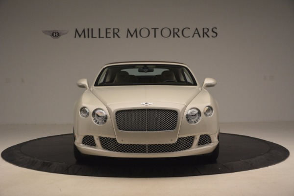 Used 2013 Bentley Continental GT for sale Sold at Bugatti of Greenwich in Greenwich CT 06830 24