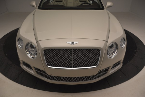 Used 2013 Bentley Continental GT for sale Sold at Bugatti of Greenwich in Greenwich CT 06830 25