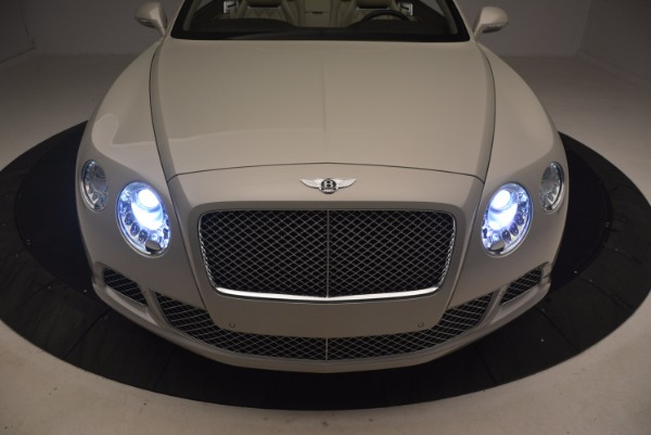 Used 2013 Bentley Continental GT for sale Sold at Bugatti of Greenwich in Greenwich CT 06830 27