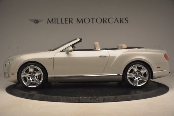 Used 2013 Bentley Continental GT for sale Sold at Bugatti of Greenwich in Greenwich CT 06830 3