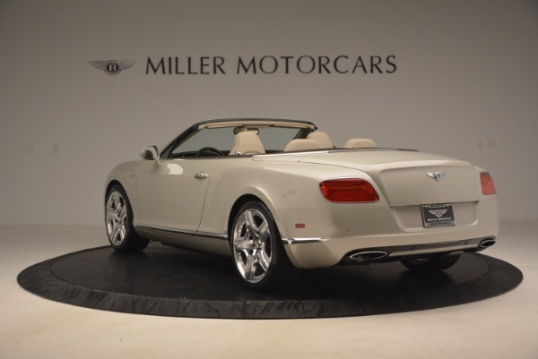 Used 2013 Bentley Continental GT for sale Sold at Bugatti of Greenwich in Greenwich CT 06830 5
