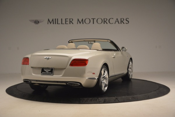 Used 2013 Bentley Continental GT for sale Sold at Bugatti of Greenwich in Greenwich CT 06830 7