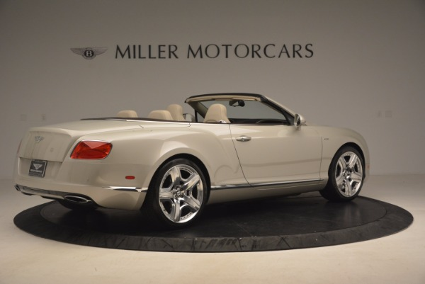 Used 2013 Bentley Continental GT for sale Sold at Bugatti of Greenwich in Greenwich CT 06830 8