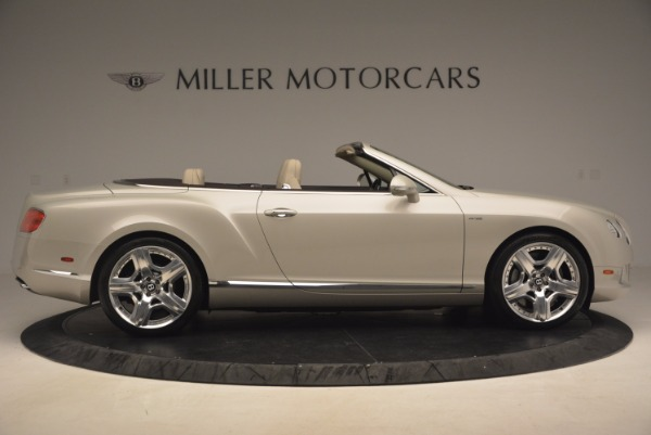 Used 2013 Bentley Continental GT for sale Sold at Bugatti of Greenwich in Greenwich CT 06830 9