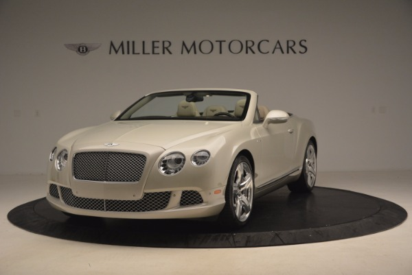 Used 2013 Bentley Continental GT for sale Sold at Bugatti of Greenwich in Greenwich CT 06830 1