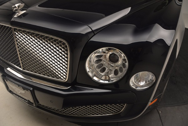 Used 2016 Bentley Mulsanne for sale Sold at Bugatti of Greenwich in Greenwich CT 06830 14