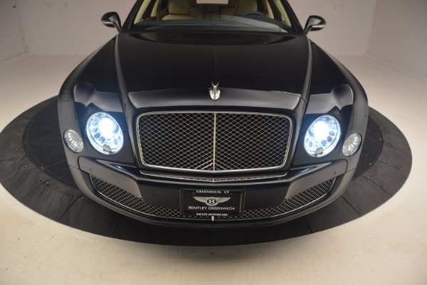Used 2016 Bentley Mulsanne for sale Sold at Bugatti of Greenwich in Greenwich CT 06830 16
