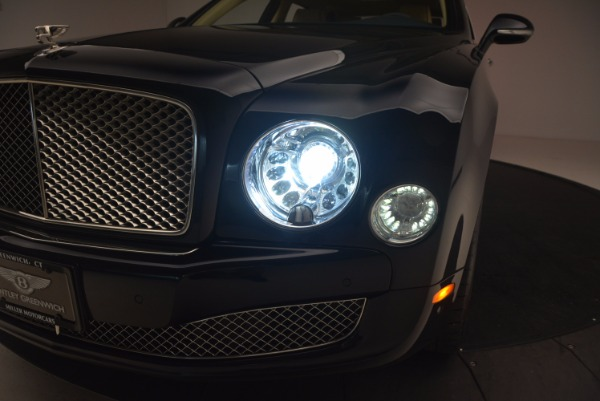 Used 2016 Bentley Mulsanne for sale Sold at Bugatti of Greenwich in Greenwich CT 06830 17