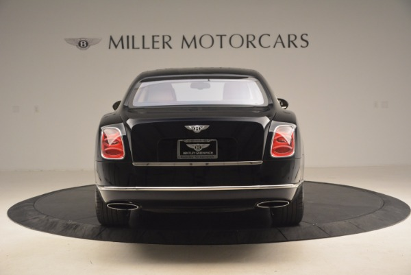 Used 2016 Bentley Mulsanne for sale Sold at Bugatti of Greenwich in Greenwich CT 06830 6