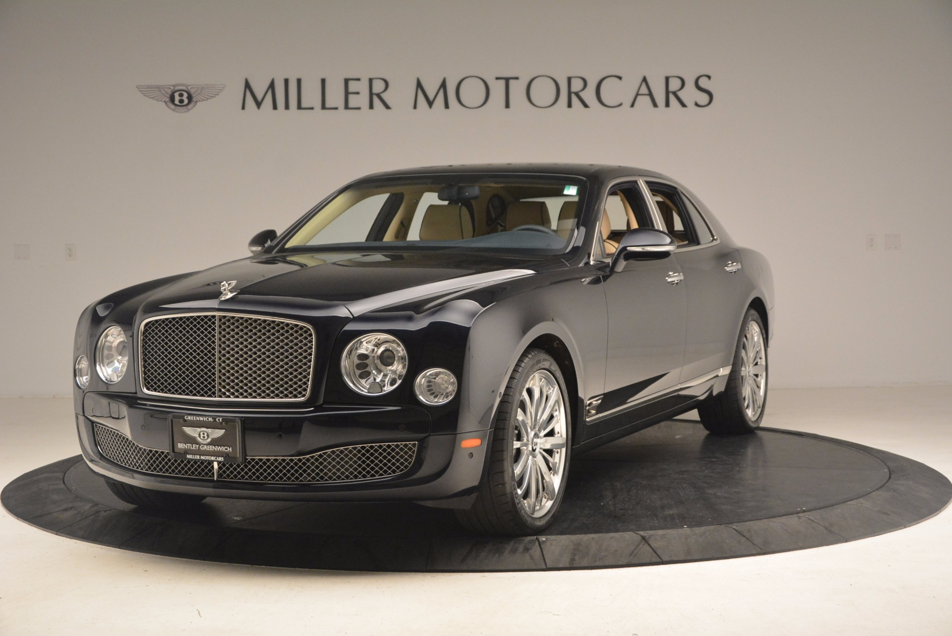 Used 2016 Bentley Mulsanne for sale Sold at Bugatti of Greenwich in Greenwich CT 06830 1