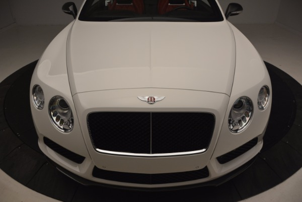 Used 2013 Bentley Continental GT V8 for sale Sold at Bugatti of Greenwich in Greenwich CT 06830 26