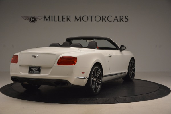 Used 2013 Bentley Continental GT V8 for sale Sold at Bugatti of Greenwich in Greenwich CT 06830 8