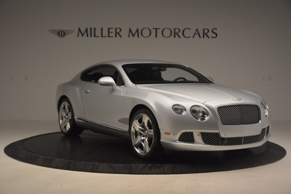 Used 2012 Bentley Continental GT for sale Sold at Bugatti of Greenwich in Greenwich CT 06830 11