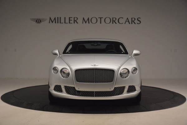 Used 2012 Bentley Continental GT for sale Sold at Bugatti of Greenwich in Greenwich CT 06830 12