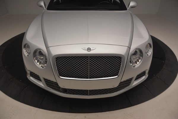 Used 2012 Bentley Continental GT for sale Sold at Bugatti of Greenwich in Greenwich CT 06830 13
