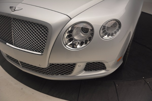 Used 2012 Bentley Continental GT for sale Sold at Bugatti of Greenwich in Greenwich CT 06830 14