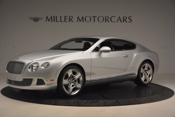 Used 2012 Bentley Continental GT for sale Sold at Bugatti of Greenwich in Greenwich CT 06830 2