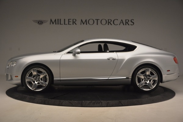 Used 2012 Bentley Continental GT for sale Sold at Bugatti of Greenwich in Greenwich CT 06830 3