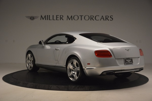 Used 2012 Bentley Continental GT for sale Sold at Bugatti of Greenwich in Greenwich CT 06830 5