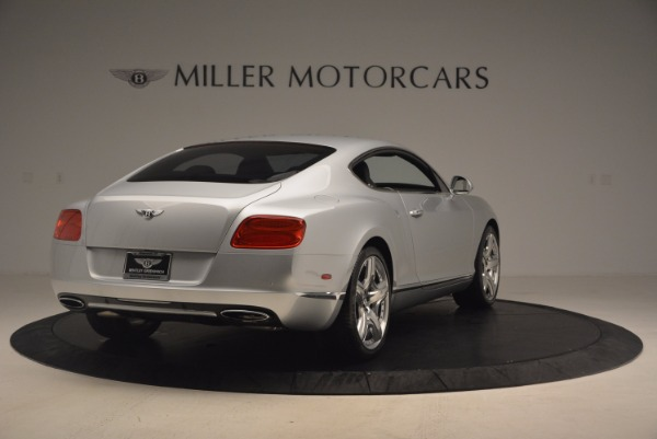 Used 2012 Bentley Continental GT for sale Sold at Bugatti of Greenwich in Greenwich CT 06830 7