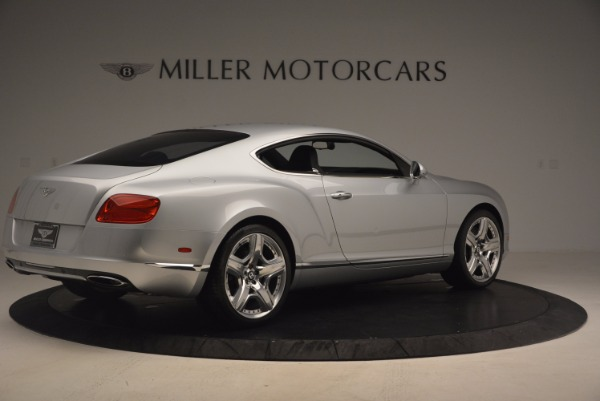 Used 2012 Bentley Continental GT for sale Sold at Bugatti of Greenwich in Greenwich CT 06830 8