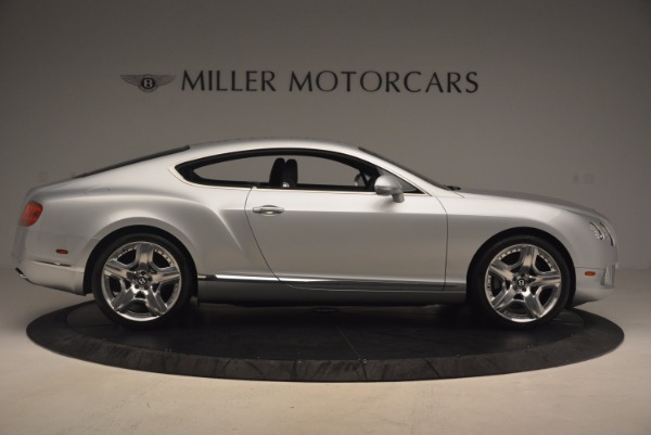 Used 2012 Bentley Continental GT for sale Sold at Bugatti of Greenwich in Greenwich CT 06830 9