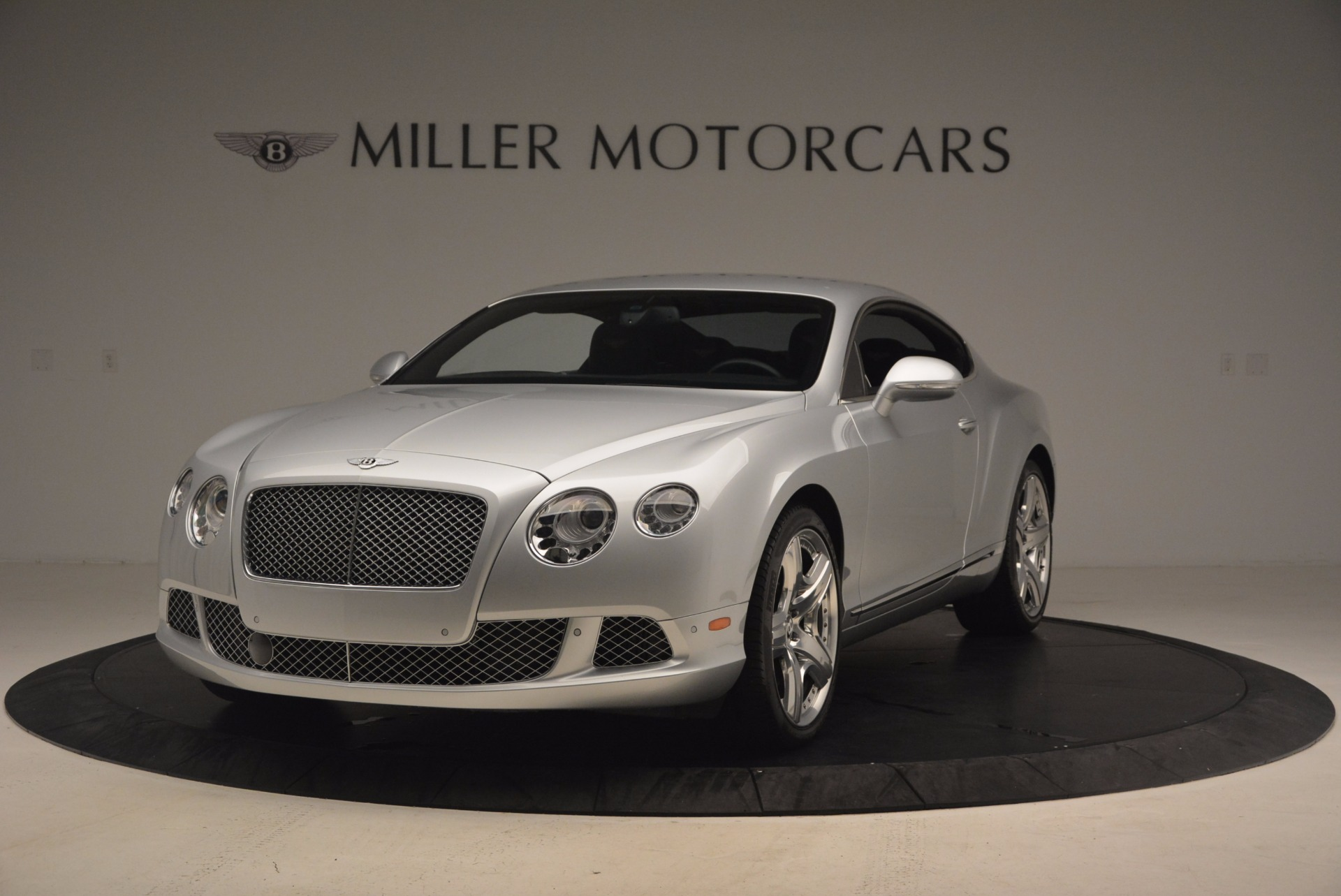Used 2012 Bentley Continental GT for sale Sold at Bugatti of Greenwich in Greenwich CT 06830 1