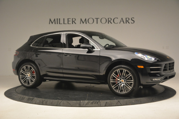 Used 2016 Porsche Macan Turbo for sale Sold at Bugatti of Greenwich in Greenwich CT 06830 10