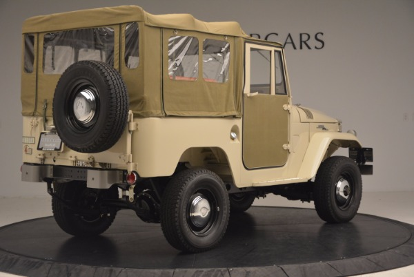 Used 1966 Toyota FJ40 Land Cruiser Land Cruiser for sale Sold at Bugatti of Greenwich in Greenwich CT 06830 10