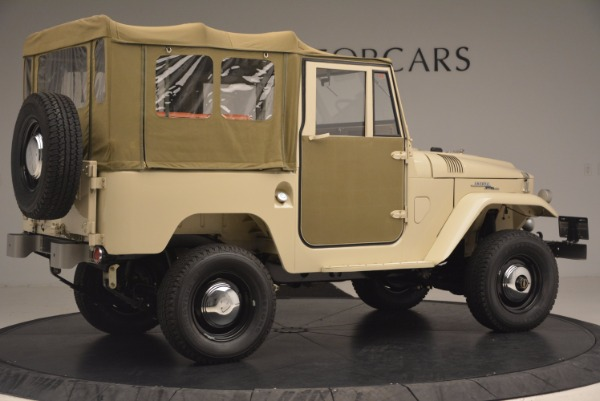 Used 1966 Toyota FJ40 Land Cruiser Land Cruiser for sale Sold at Bugatti of Greenwich in Greenwich CT 06830 11