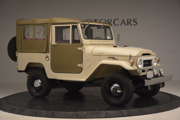 Used 1966 Toyota FJ40 Land Cruiser Land Cruiser for sale Sold at Bugatti of Greenwich in Greenwich CT 06830 13