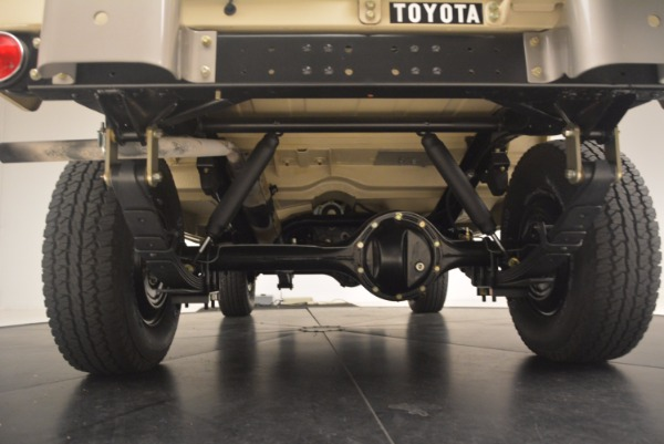 Used 1966 Toyota FJ40 Land Cruiser Land Cruiser for sale Sold at Bugatti of Greenwich in Greenwich CT 06830 27