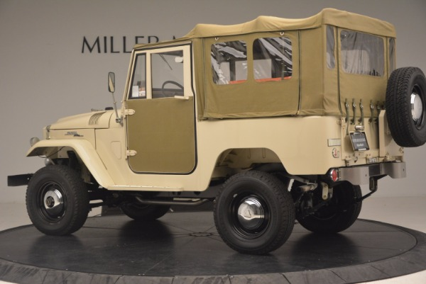 Used 1966 Toyota FJ40 Land Cruiser Land Cruiser for sale Sold at Bugatti of Greenwich in Greenwich CT 06830 5