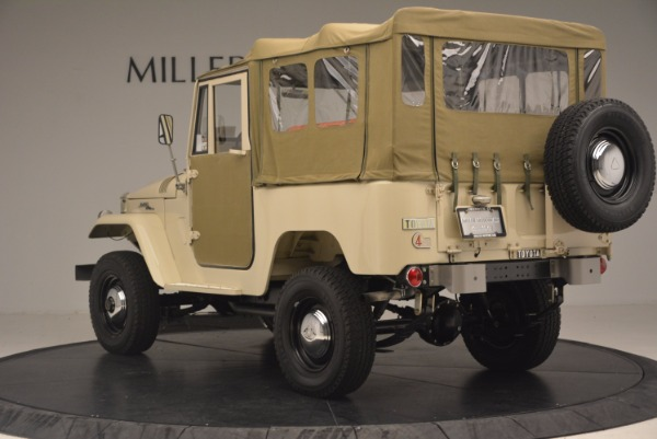 Used 1966 Toyota FJ40 Land Cruiser Land Cruiser for sale Sold at Bugatti of Greenwich in Greenwich CT 06830 6