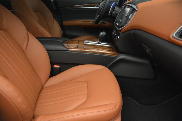 New 2016 Maserati Ghibli S Q4 for sale Sold at Bugatti of Greenwich in Greenwich CT 06830 20