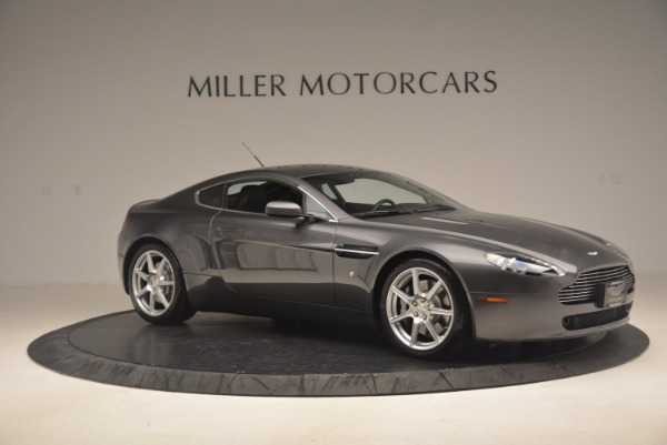 Used 2006 Aston Martin V8 Vantage Coupe for sale Sold at Bugatti of Greenwich in Greenwich CT 06830 10